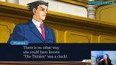 Phoenix Wright: Ace Attorney Trilogy - Tayangan Ulang Livestream