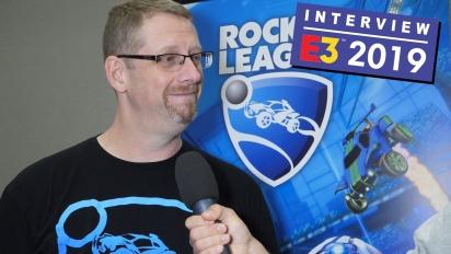 Rocket League - Wawancara Scott Rudi