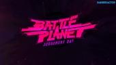 Battle Planet: Judgement Day - Wawancara Jason Coffi