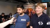 Shadowgun War Games - Wawancara Oscar Soler Fas & Marek Rabas