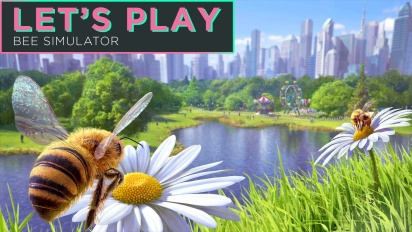 Bee Simulator - Let's Play