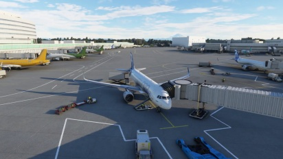 Microsoft Flight Simulator - Feature Discovery Series Episode 6: Airports