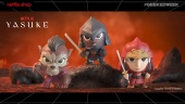 Netflix GEEKED WEEK Day4 - Masters of the Universe, Resident Evil, Godzilla & More