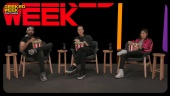 Netflix GEEKED WEEK Day5 - The Witcher, The Cuphead Show & More