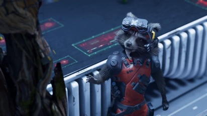Marvel's Guardians of the Galaxy - Music