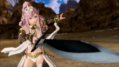 Fire Emblem Warriors - DLC Pack #3 - Olivia