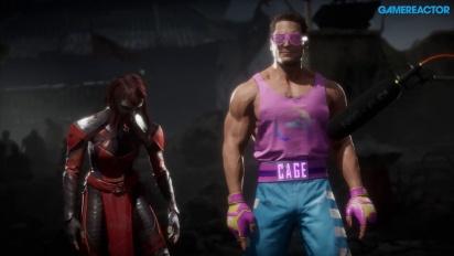 Mortal Kombat 11 - Gameplay: Fatality
