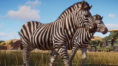 Planet Zoo - The Making of: An Authentic Experience