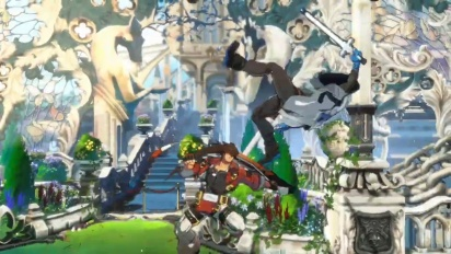 Guilty Guear: Strive - Game Modes Trailer