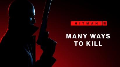 Hitman 3 - Berbagai Cara untuk Membunuh (Sponsored)