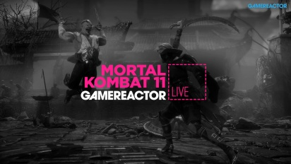 Mortal Kombat 11 - Tayangan Ulang Livestream