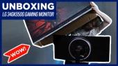 LG34GK950G Gaming Monitor - Unboxing