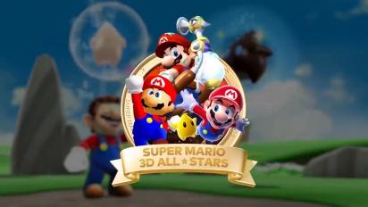Super Mario 3D All-Stars - Overview Trailer