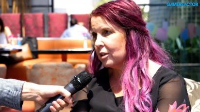 Team17 - Wawancara Debbie Bestwick