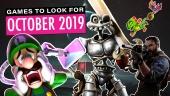 Rekomendasi Game Oktober 2019