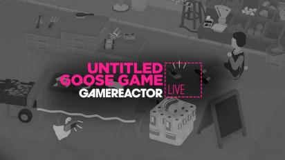 Untitled Goose Game - Tayangan Ulang Livestream