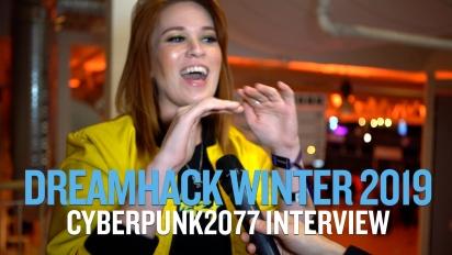 Dreamhack 19 - Wawancara Cyberpunk 2077