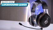 LucidSound LS50X - Quick Look
