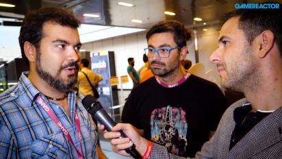 Blasphemous - Wawancara Mauricio Garcia dan Enrique Colinet