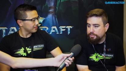 StarCraft II - Wawancara Kevin Dong dan Ryan Schutter