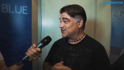 Beyond Blue - Wawancara Michael Angst