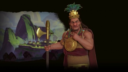 Civilization VI: Gathering Storm - First Look: Inca