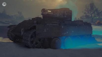 World of Tanks - Steel Hunter Battle Royale Trailer