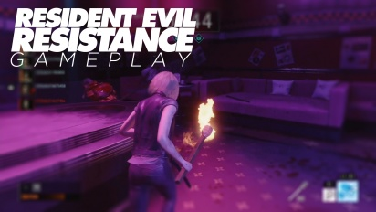 Resident Evil Resistance - Sorotan Gameplay