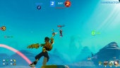 Rocket Arena - Gameplay: Plink di Mode Rocketball