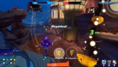 Rocket Arena - Gameplay: Mysteen di Mode Treasure Hunt