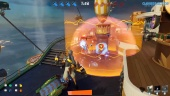 Rocket Arena - Gameplay: Topnotch di Mode Mega Rocket