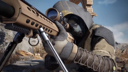 Sniper Ghost Warrior Contracts 2 - 'Kill Shot 1506 meters' Teaser