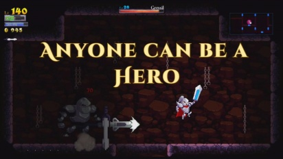 Rogue Legacy - Release Date Trailer