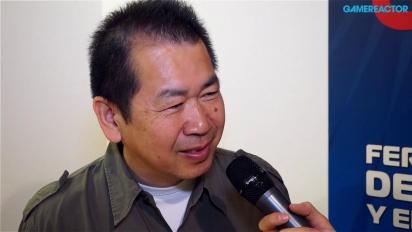 Yu Suzuki - Gamelab 2014 interview