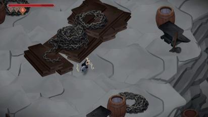 Jotun: Valhalla Edition - The Crater Gameplay