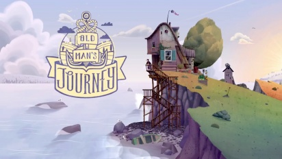 Old Man's Journey - Nintendo Switch Trailer
