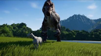 Jurassic World Evolution - Dev Diary: Working with Dinosaurs
