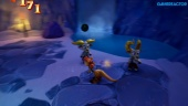 Spyro: Reignited Trilogy - Gameplay: Sheila's Alp