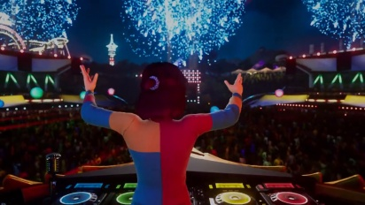 Fuser - Official Announcement Trailer
