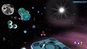 Super Mario Galaxy di Nintendo Switch: Space Junk Galaxy Gameplay
