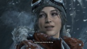 Rise of the Tomb Raider - PS4 Pro Gameplay