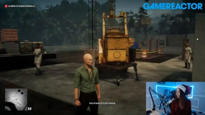 Hitman 2: The Revolutionary - Tayangan Ulang Livestream
