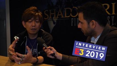Final Fantasy XIV: Shadowbringers - Wawancara Naoki Yoshida