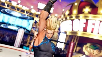 The King of Fighters XV - Benimaru Nikaido Character Trailer