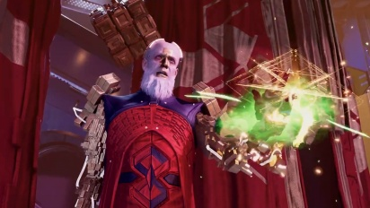 Marvel's Guardians of the Galaxy - Grand Unifier Raker Cinematic