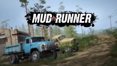 MudRunner Mobile - Trailer Peluncuran (Google Play)