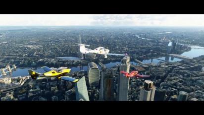 Microsoft Flight Simulator - Xbox Series X S Gameplay Trailer