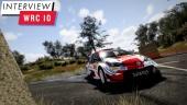 WRC 10 - Wawancara Alain Jarniou