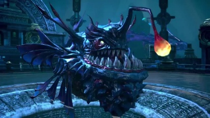 Tera: Fate of Arun - Bathysmal Rise Dungeon Preview Trailer