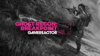 Ghost Recon: Breakpoint - Tayangan Ulang Livestream